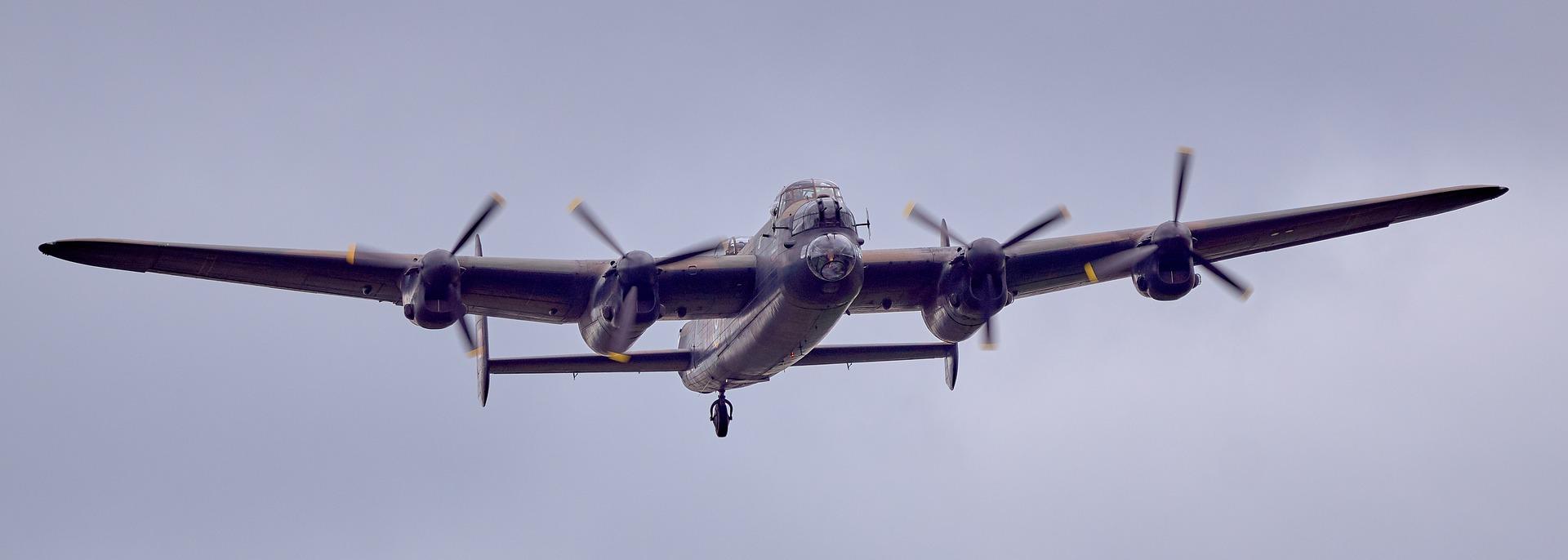 Lancaster Bomber gateway trust brills farm